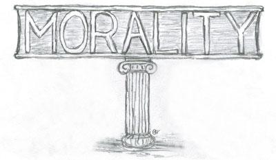 Moraliteit vs Moralisme