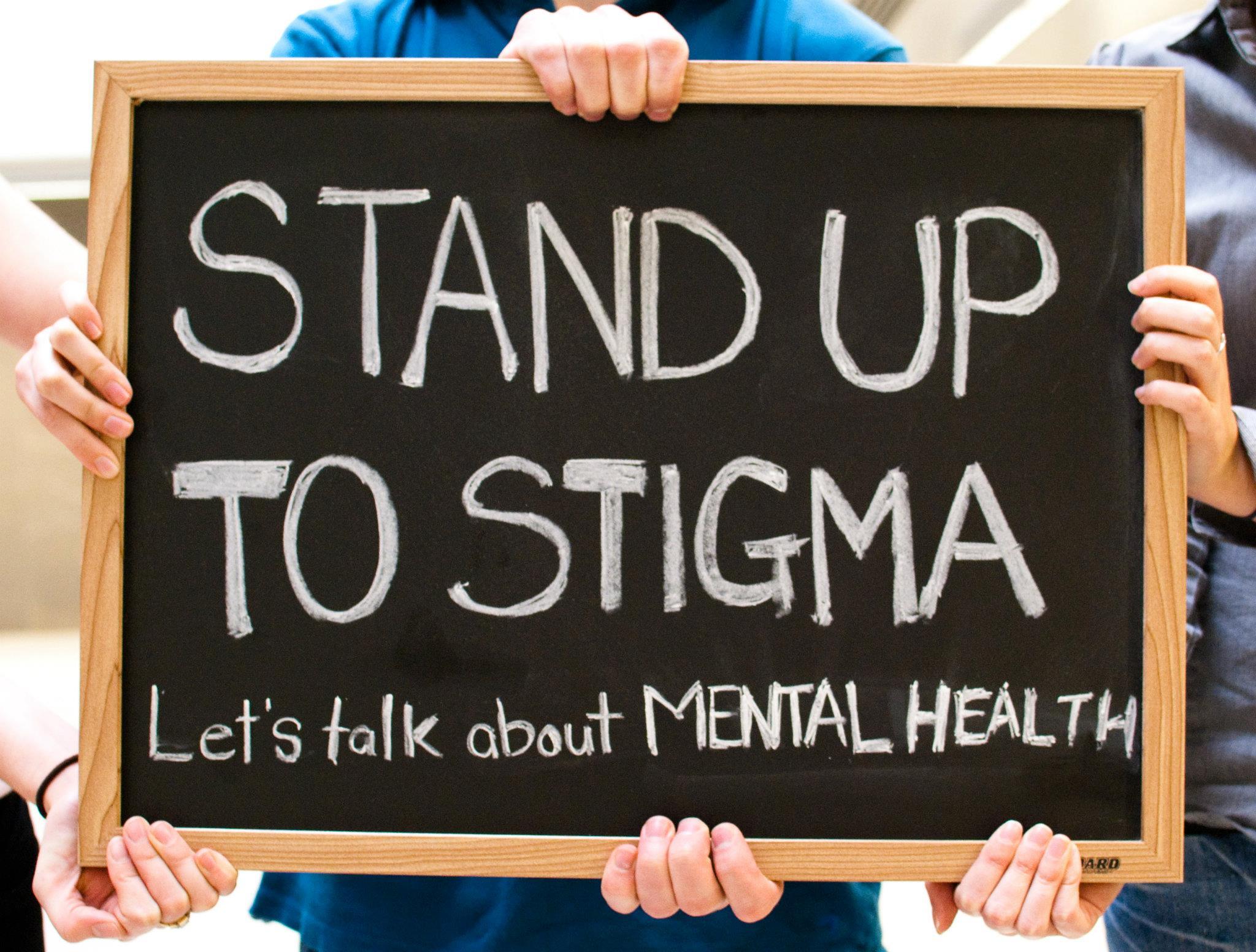 Vecht tegen Stigma