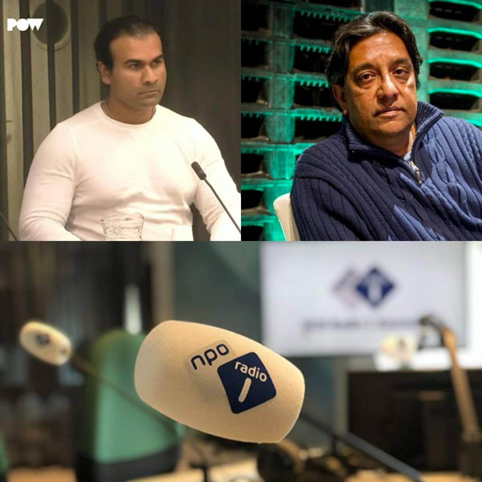 Divali met Prem Radhakishun op NPO Radio 1